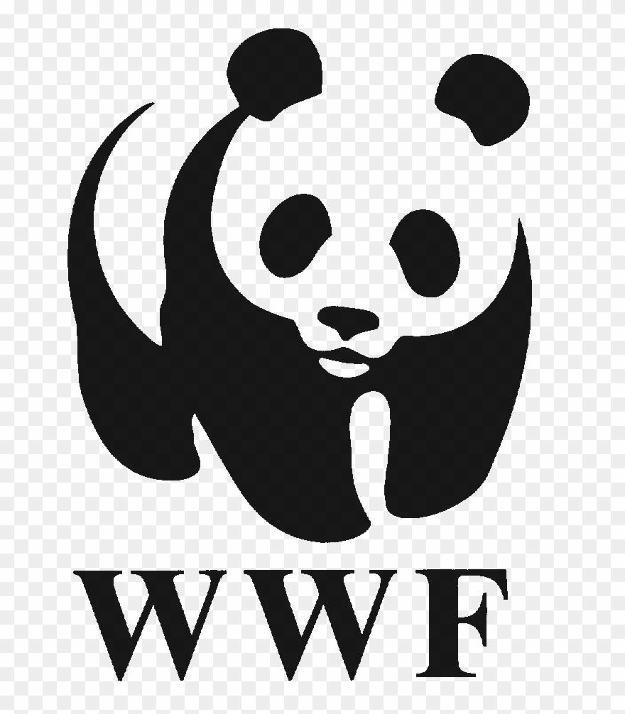 World Wildlife Foundation Logo Clipart (#4544825).