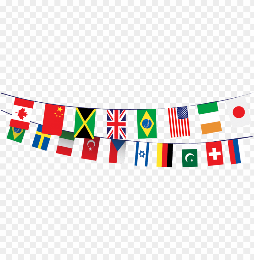 World flag banner clipart clipart images gallery for free.