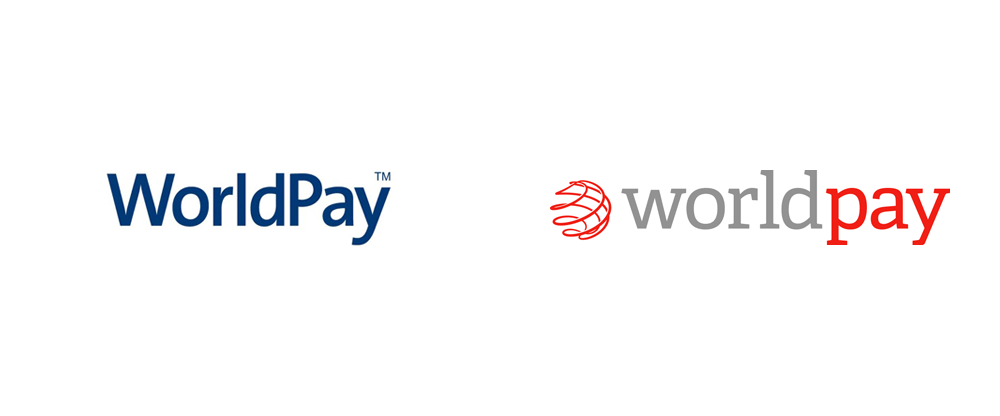 Brand New: New Logo and Identity for WorldPay by SomeOne.