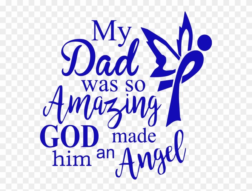 Dad Angel.