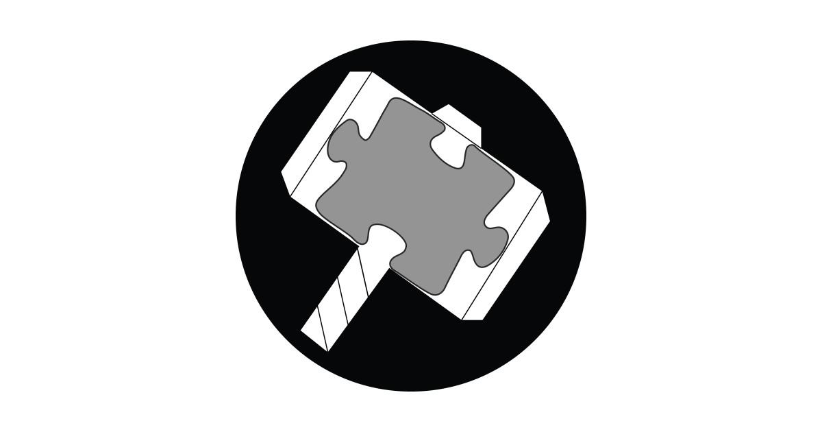 Aspergers Syndrome, Superhero, Autism Puzzle Piece by salemstore.
