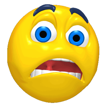 Emotion Faces Worried Clipart.