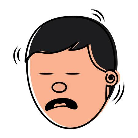 6,764 Worried Face Stock Vector Illustration And Royalty Free.