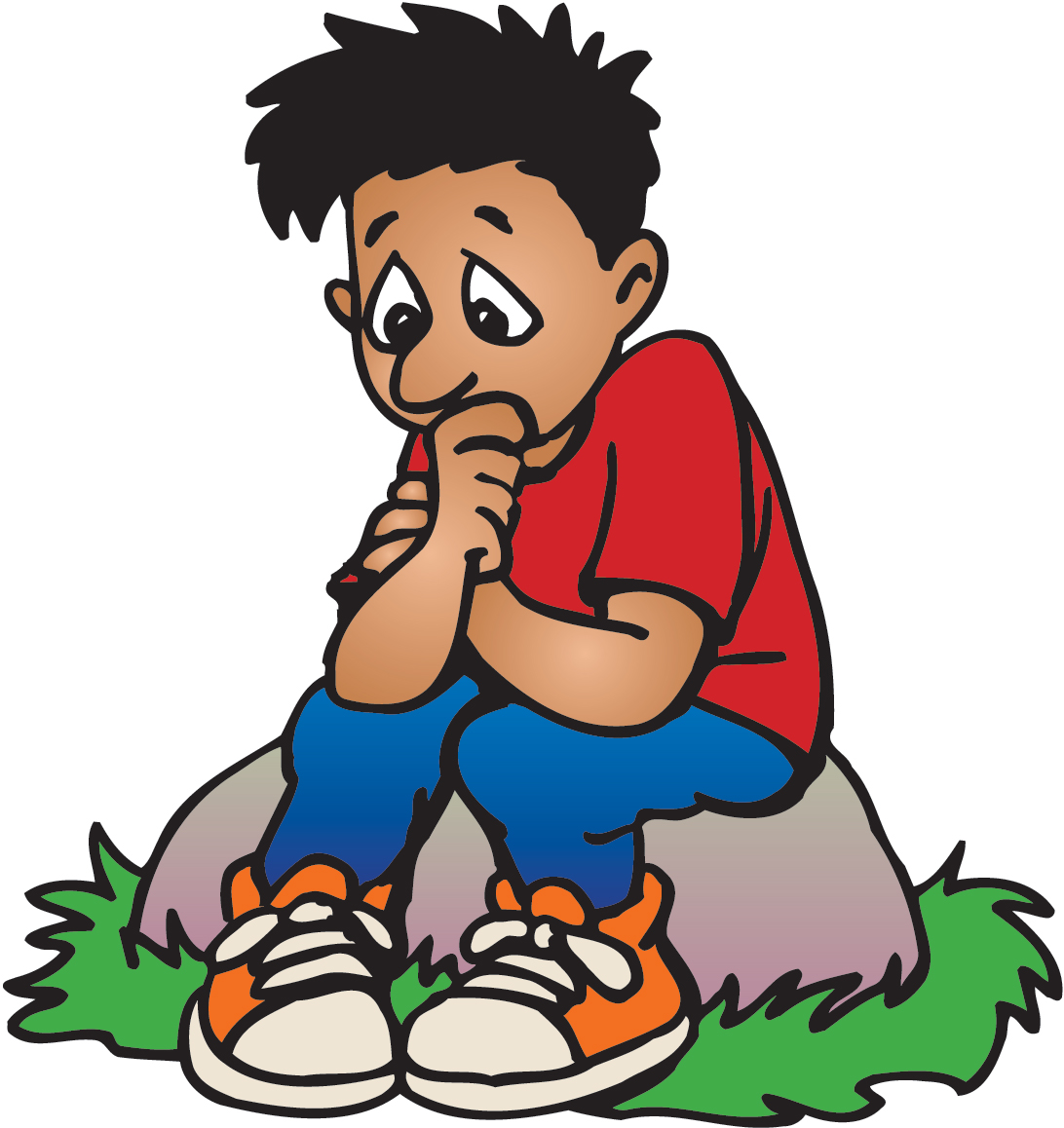 Worry Clipart.