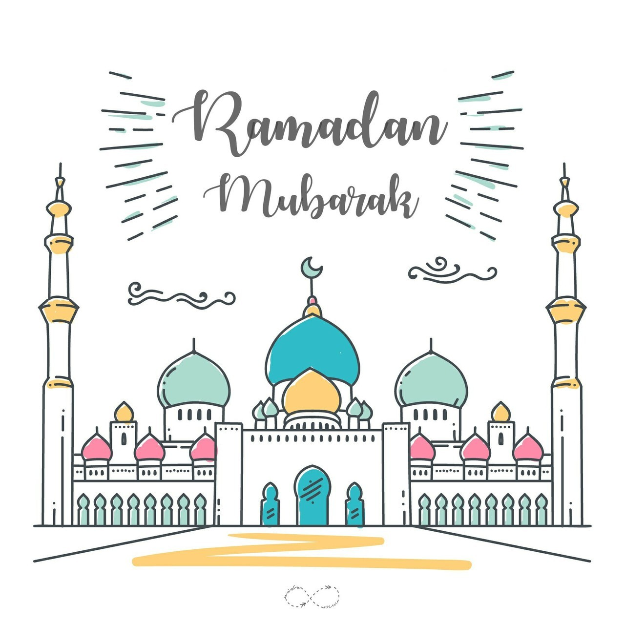 Ramadan Mubarak brother and sister ❤ May Allah (SWT) accept.