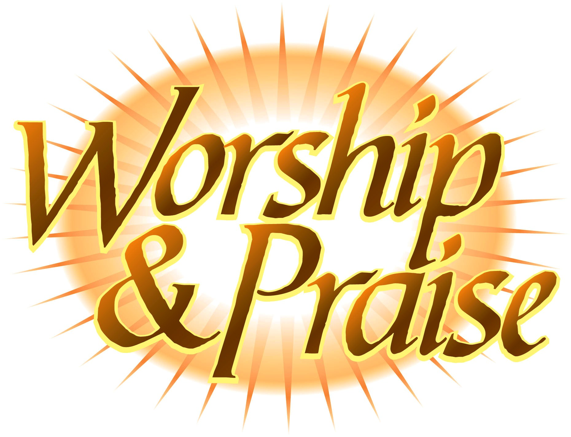 Praise And Worship Clipart.