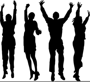 Youth Praise And Worship Clipart.