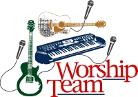 Music & Worship Team.