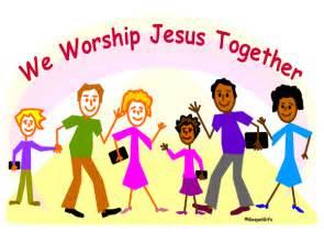 Similiar Family Worship Clip Art Keywords.