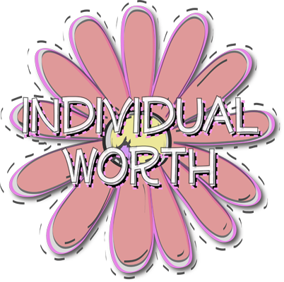 Individual worth clipart.
