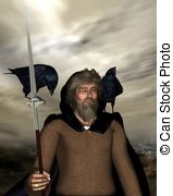 Wotan Illustrations and Clipart. 22 Wotan royalty free.