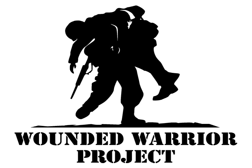 Soldier Carrying Wounded Soldier Silhouette.