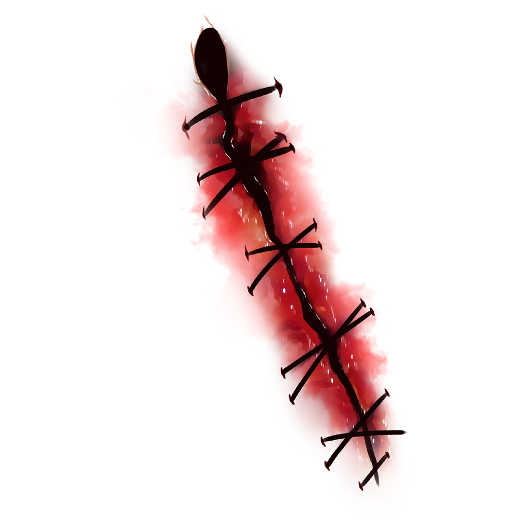 Wounds Png ( 30+) Collection.