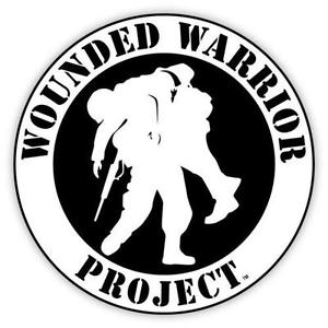 Wounded warrior project Logos.