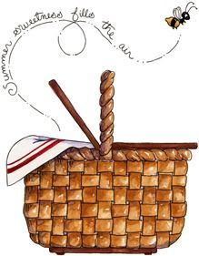 17 Best images about basket clipart on Pinterest.