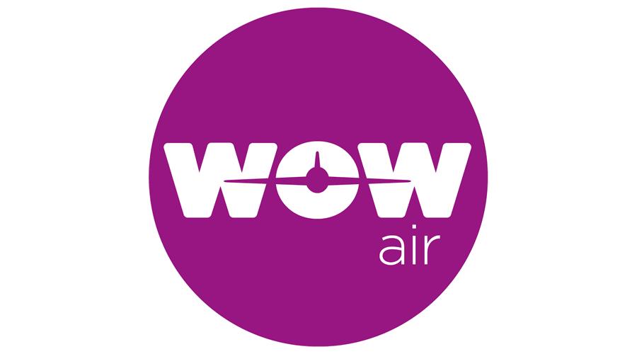 WOW air Vector Logo.