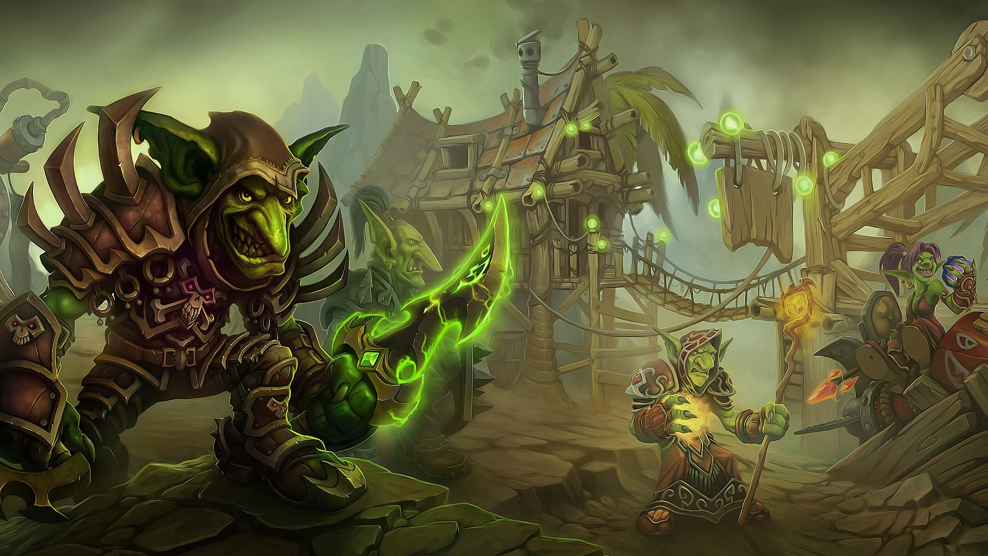 World Of Warcraft Clipart 1920x1080.