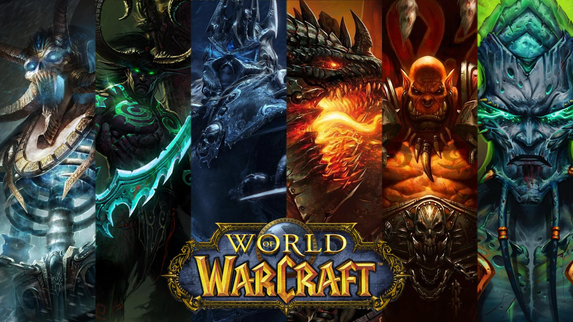 Wow Legion Clipart 1920x1080.