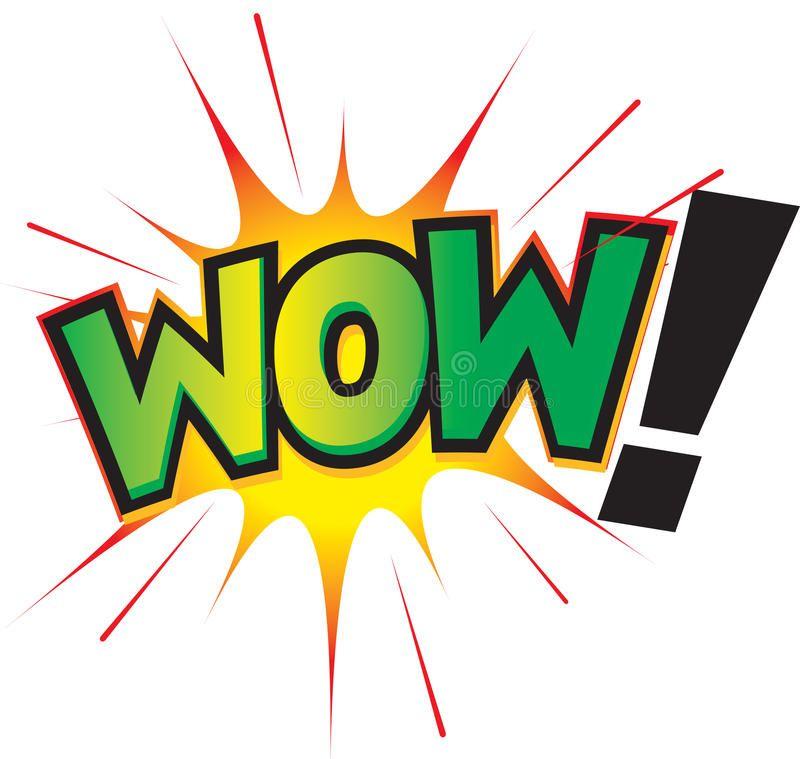 WOW! Fun graphic icon. Starburst flash cartoon , #Affiliate.