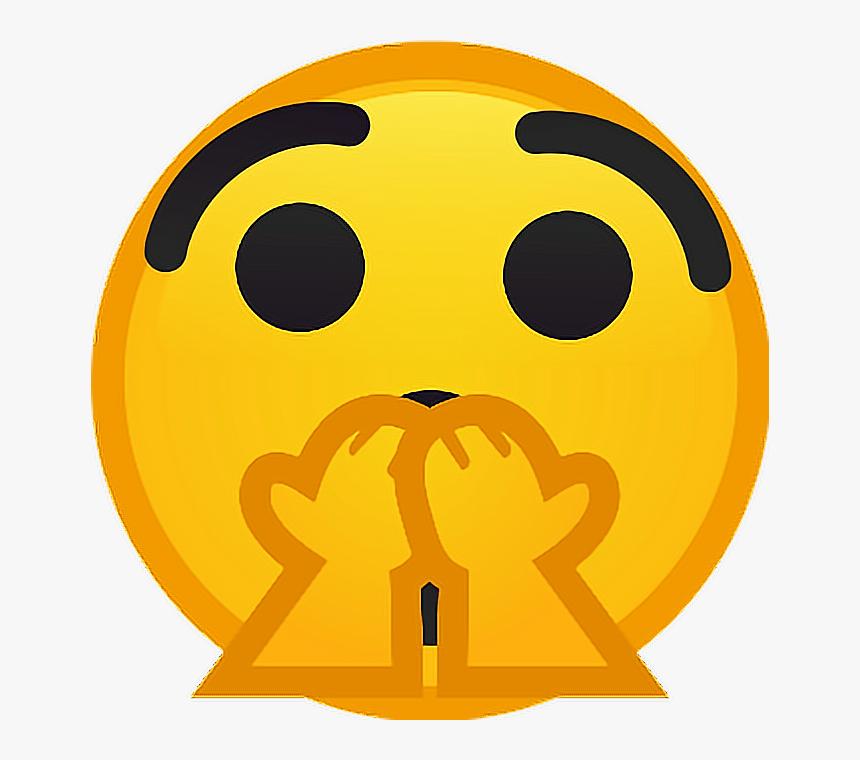 emoji #wow, HD Png Download , Transparent Png Image.