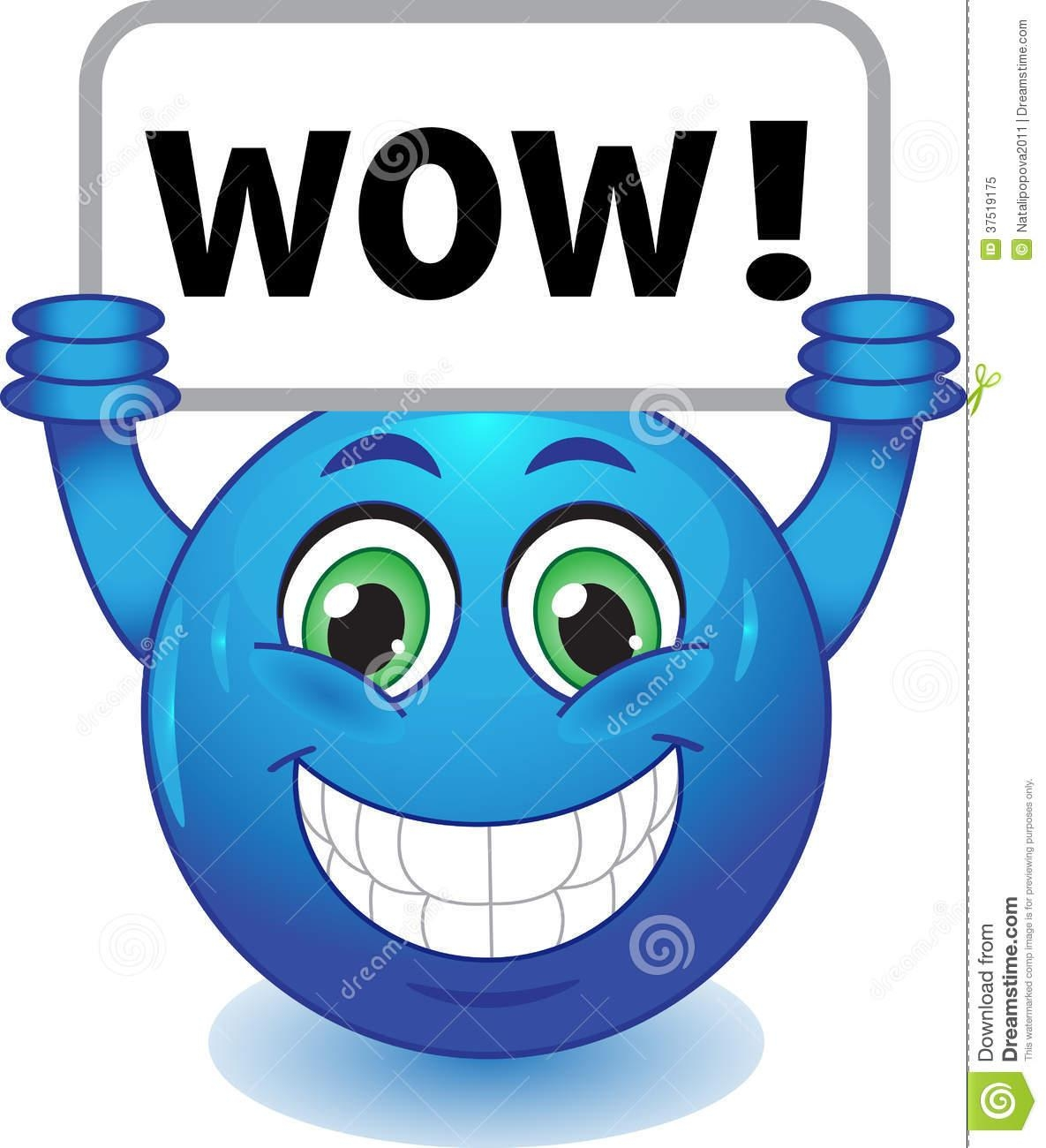Wow clipart Awesome Wow Face Clip Art 12 » Clipart Station.