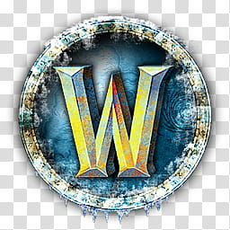 WoW Dock Icon, wow wotlk normal transparent background PNG.