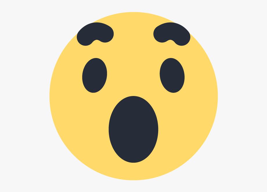 Facebook Emoticon Icon Vector.