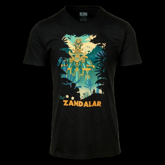 World of Warcraft Visit Zandalar Shirt.