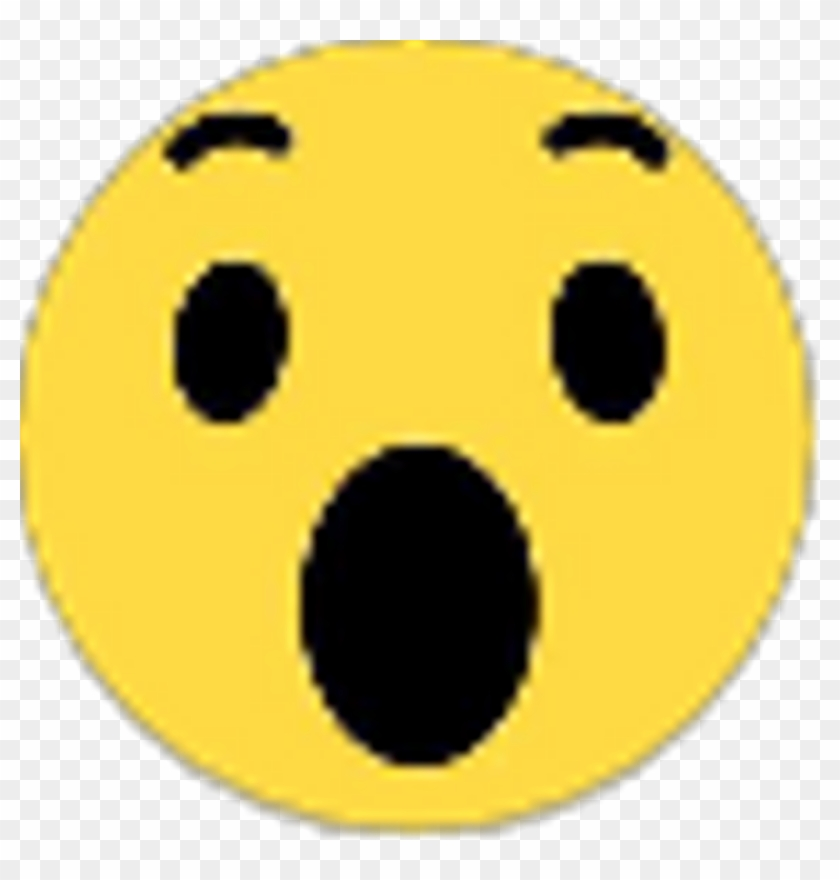 Facebook Reactions Png Wow, Transparent Png.