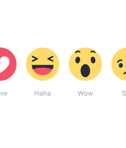 What are Facebook Reactions?.