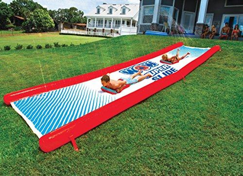 WOW Super Slide l 25 x 6 Water.