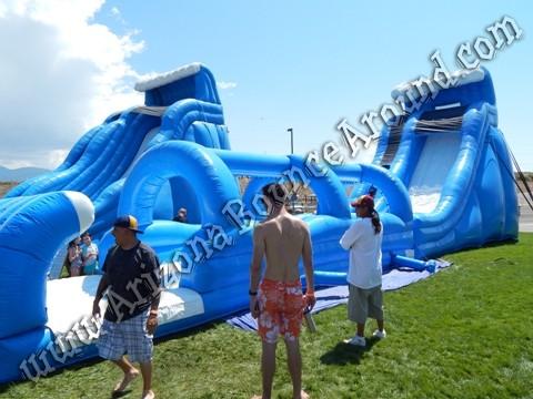 24\' Water Slide Rental.