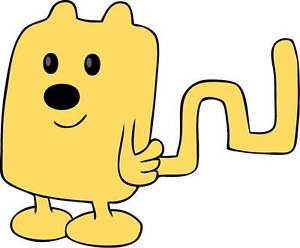 WOW WOW WUBBZY Decal Removable WALL STICKER Home Decor Art.