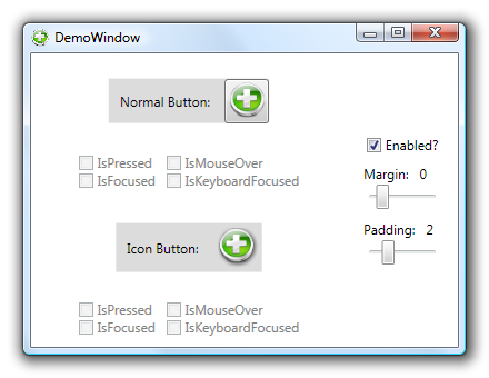 WPF: IconButton.