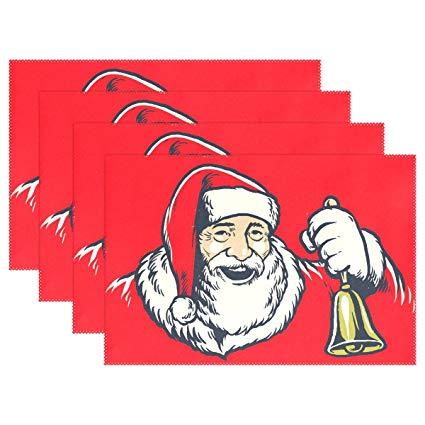 Amazon.com: Top Carpenter Santa Claus Merry Christmas Place.
