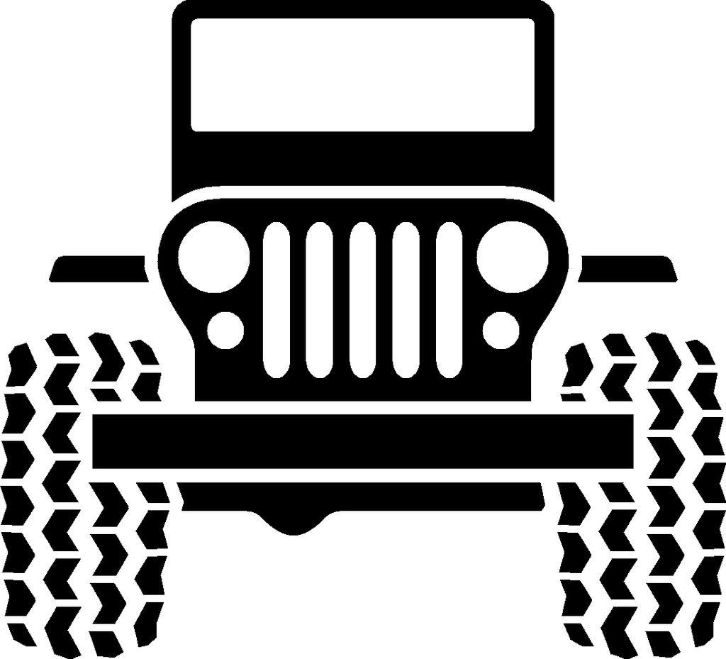 Jeep wrangler jk clipart.
