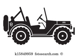 Jeep wrangler Clip Art Royalty Free. 21 jeep wrangler clipart.