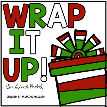 Wrap It Up! Christmas Packet.