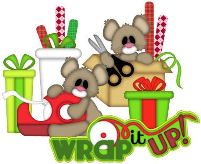 Wrap up clipart #15