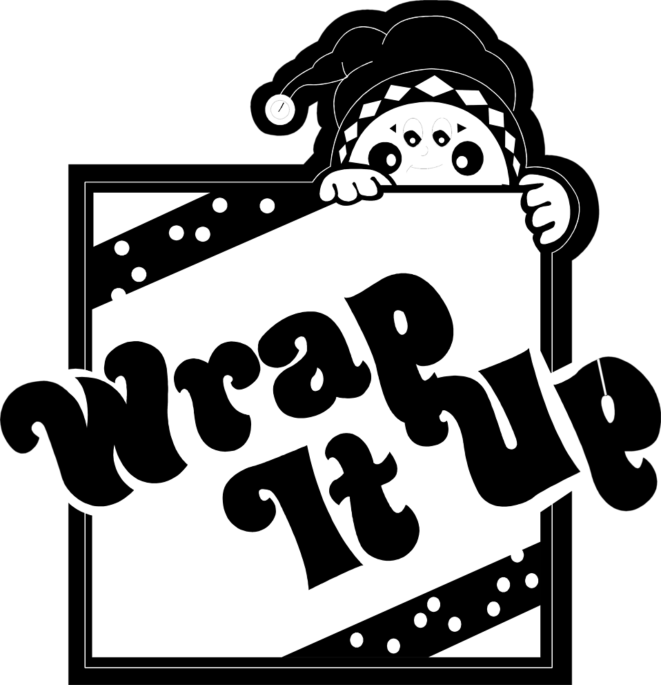 Text Wrap Clipart.