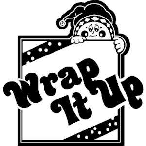 Wrap It Up Clipart.