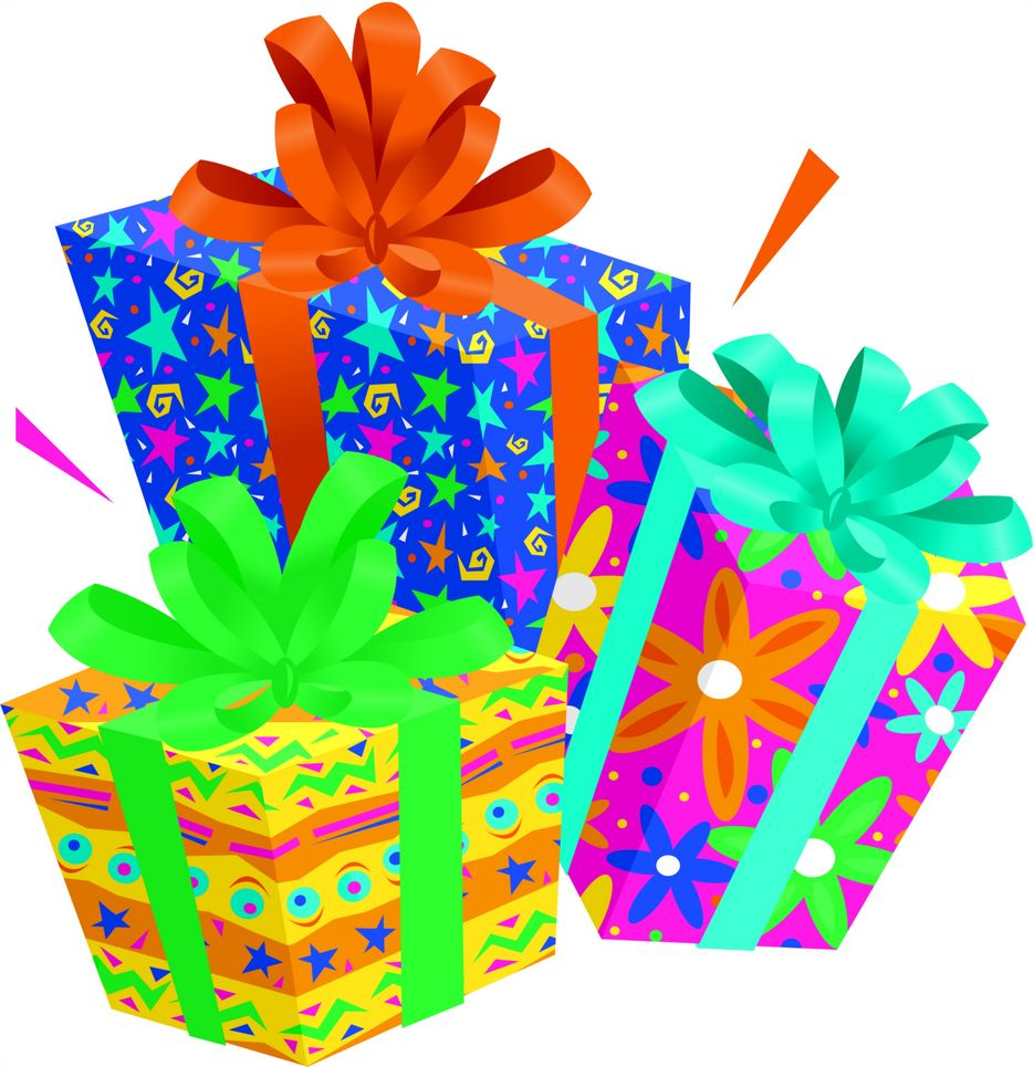 Free Birthday Present Cliparts, Download Free Clip Art, Free.