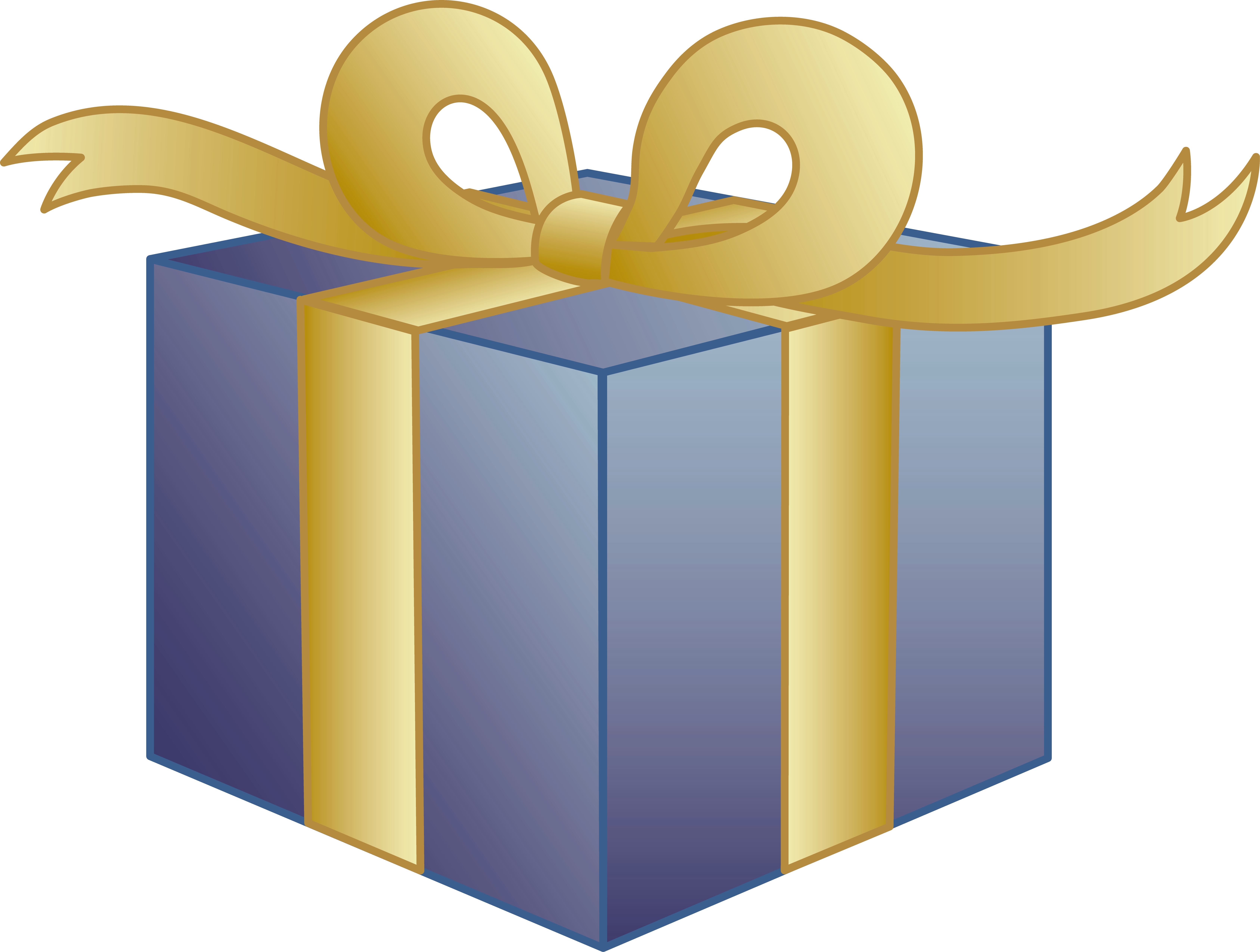 Wrapped gifts clipart.