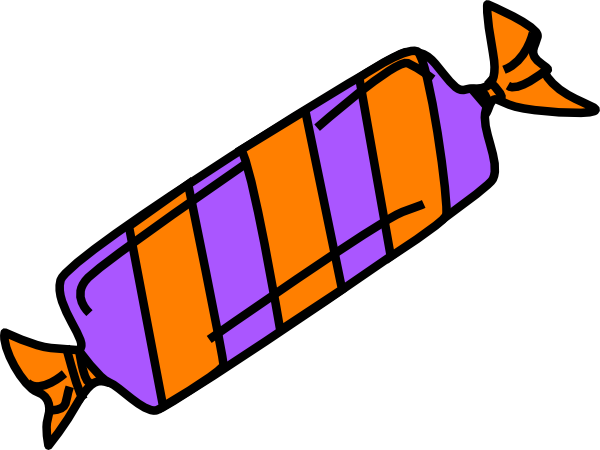 Candy bar wrapper clipart.