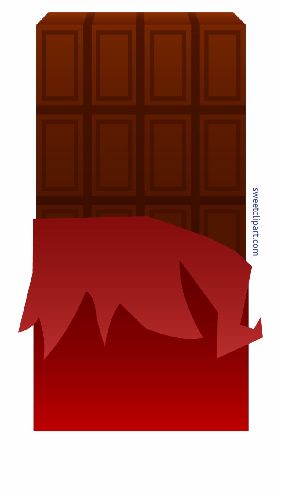Chocolate Bar Clip Art.