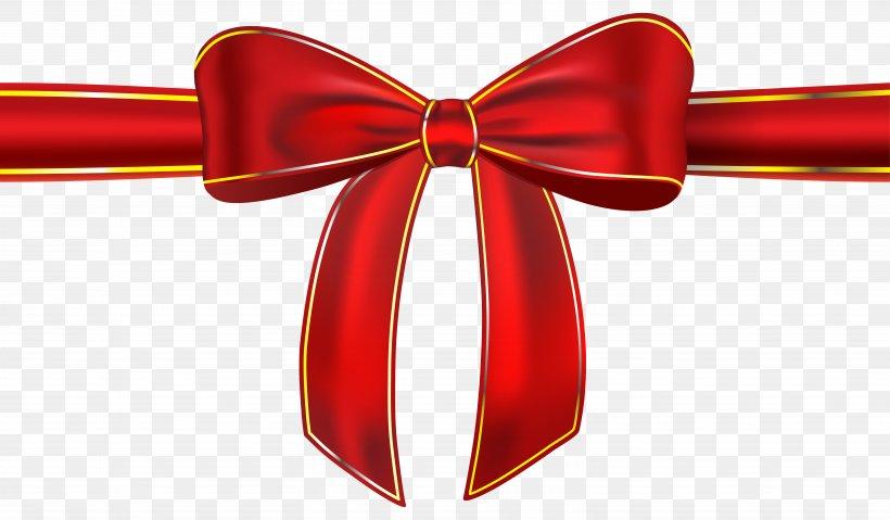 Red Ribbon Clip Art, PNG, 6152x3601px, Ribbon, Gift, Gift.