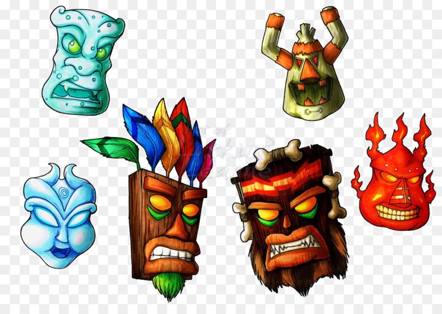 elementales crash bandicoot clipart Crash Bandicoot N. Sane.