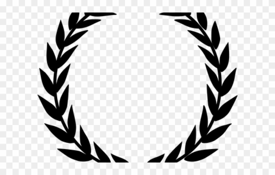Winner Clipart Wreath.