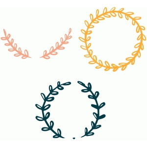 Laurel Wreath Silhouette at GetDrawings.com.
