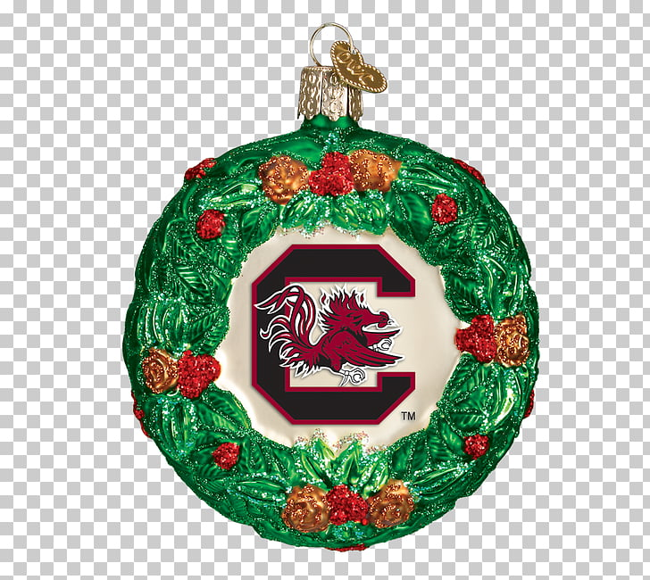 Christmas ornament Virginia Tech Hokies Purdue Boilermakers.